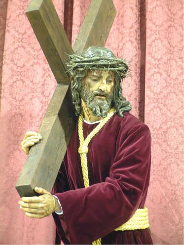 Nazareno de la Humildad del Cerro