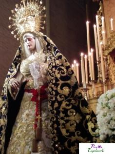 Besamanos Virgen Desamparados 4