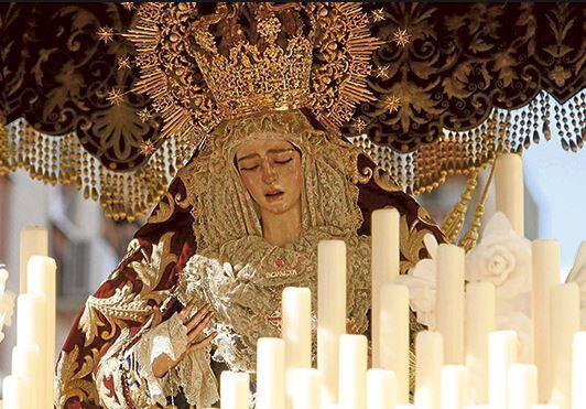 Virgen Encarnación San Benito