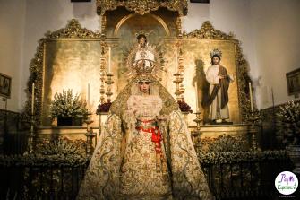 Virgen Salud San Gonzalo Besamanos 2020 - 6