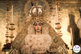 Virgen Salud San Gonzalo Besamanos 2020 - 7